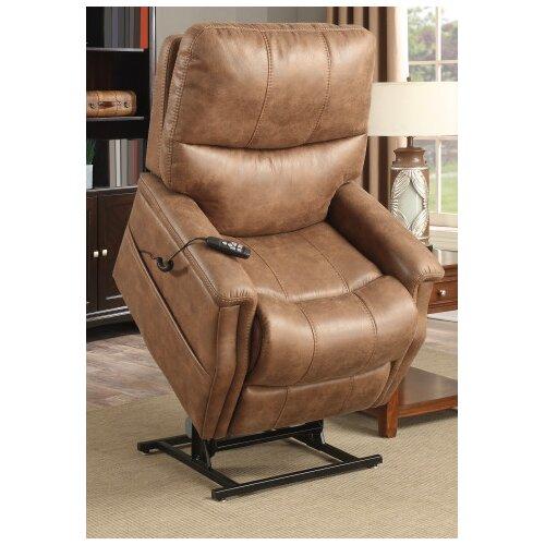 Pulaski Medium Infinite Position Lift Chair with 2 Motors