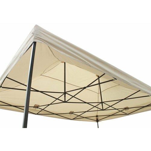 castleton home 3 m x 4 5 m pavillon aus metall. Black Bedroom Furniture Sets. Home Design Ideas