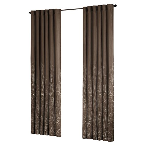 Mercury Row Bittle Light Filtering Single Curtain Panel