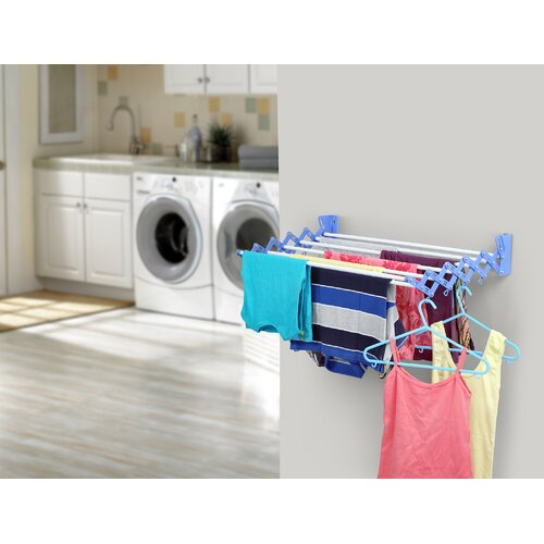 collapsible wall drying rackcheck price and read reviews indoor fold away clothes dryer