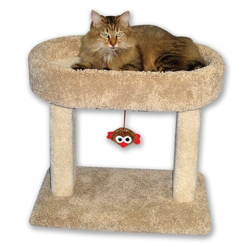 "21"" Kitty Cradle Cat Condo by BeatrisePetProducts"