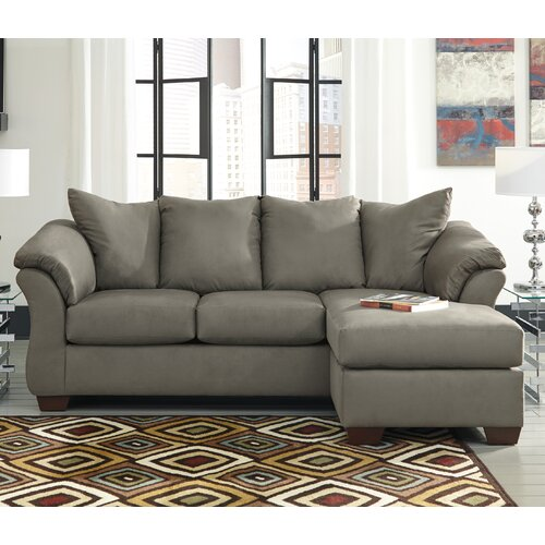 Huntsville Sectional by Alcott Hill -Wayfair