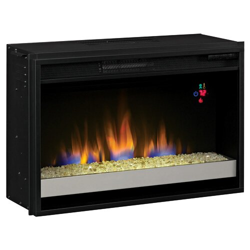 Varick Gallery® Stewart Contemporary Electric Fireplace Insert - Varick Gallery Stewart Contemporary Electric Fireplace Insert