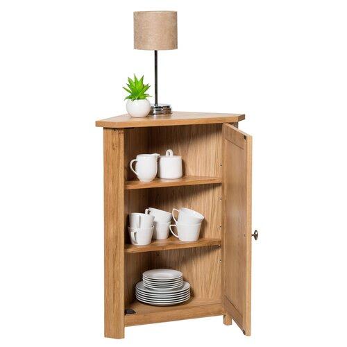 Hallowood Furniture New Waverly 1 Door Cabinet