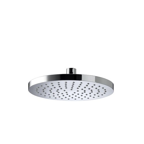 20cm Round Fixed Shower Head with Swivel Joint