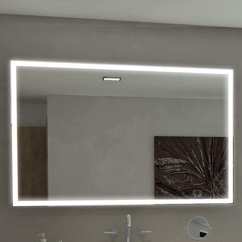 Paris Mirror Galaxy Illuminated Bathroom / Vanity Wall Mirror ...