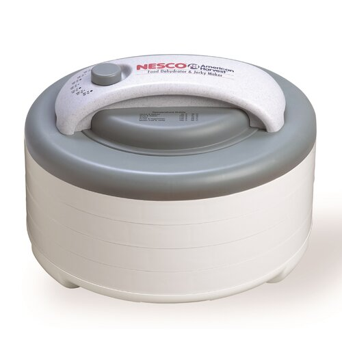 Snackmaster Express 5 Tray Food Dehydrator by Nesco