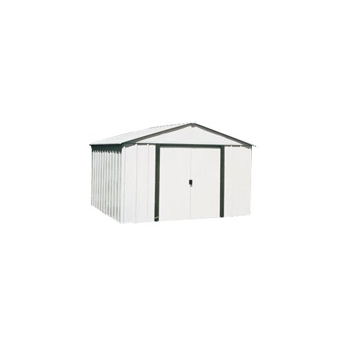 Outdoor Storage  Storage Sheds Arrow Part #: AR1012 SKU: NK1281