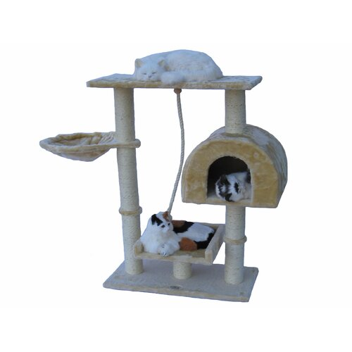 "36"" Cat Tree by Go Pet Club"