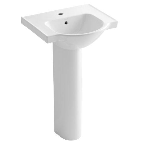 36 Pedestal Sink : Kohler Kohler? Veer 36