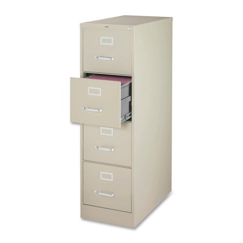 Lorell 4 Drawer File Cabinet
