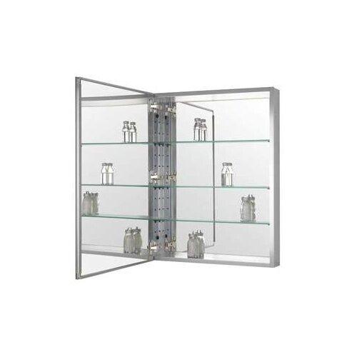 Zenith Products Designer Series 15 quot  x 26 quot  Beveled Edge Medicine  Cabinet. Zenith Designer Series 15  x 26  Beveled Edge Medicine Cabinet