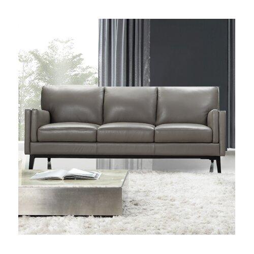 Moroni Osman Leather Sofa