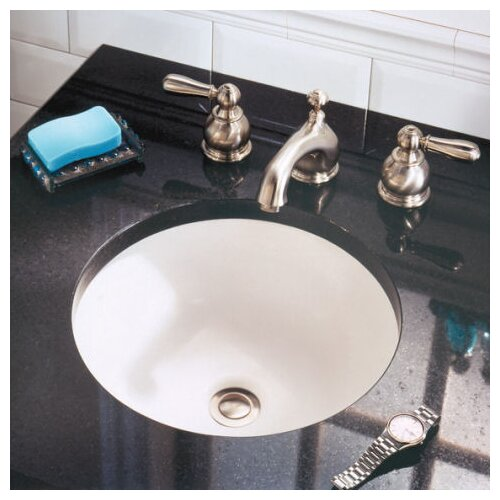 American Standard Orbit Circular Undermount Bathroom Sink With Overflow Reviews