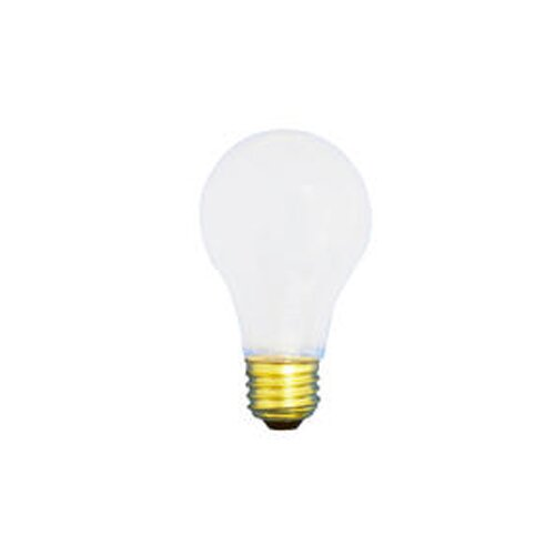 50w Frosted 12 Volt 2600k Incandescent Light Bulb Pack Of 2 Set