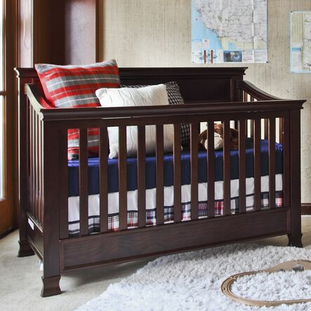 million dollar baby classic foothill 4in1 convertible crib