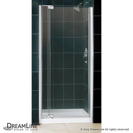 DreamLine Allure Frameless 36