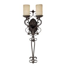 River Crest 2-Light Wall Sconce