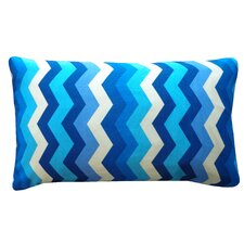 Spacial Price Cherokee Outdoor Lumbar Pillow