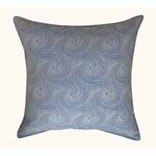 Swirl Outdoor Throw Pillow