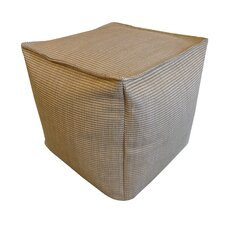 Lovely Raffi Outdoor Pouf Ottoman