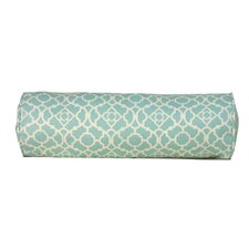 Moroccan Indoor/Outdoor Bolster Pillow