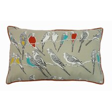 Birdies Lumbar Pillow