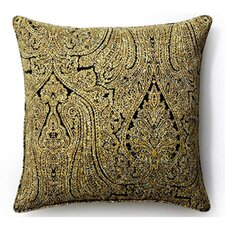 Paisley Indoor/Outdoor Throw Pillow