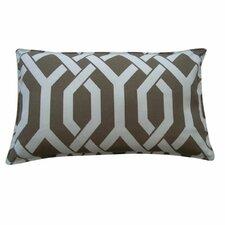 Fork Outdoor Lumbar Pillow