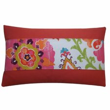 Petals Pieces Outdoor Lumbar Pillow