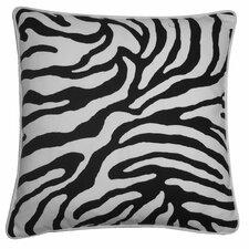 Desert River Outdoor Throw Pillow