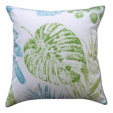 Grapeleaf Outdoor Throw Pillow