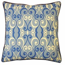 Iron Outdoor Throw Pillow