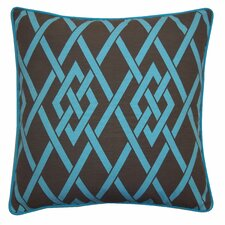 Point Outdoor Throw Pillow