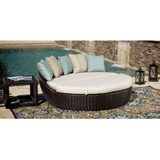 2017 Sale Cardiff Daybed Deep Seating Group with Cushion