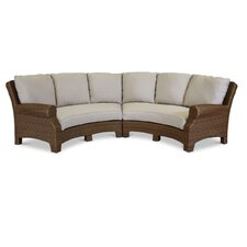 Bargain Santa Cruz Sectional with Cushions