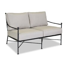 #1 Provence Loveseat with Cushion