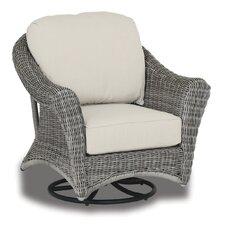 Amazing La Costa Swivel Rocking Chair with Cushions