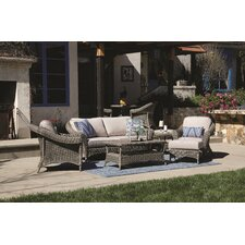 Top Reviews La Costa Sofa Deep Seating Group with Cushion