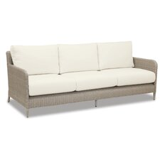 No Copoun Manhattan Sofa with Cushions