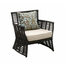 Venice Lounge Chair with Cushion