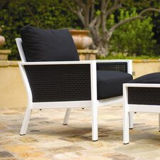 Amazing Parkview Woven Deep Seating Club Chair