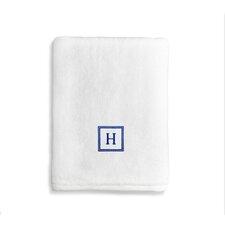 Personalized Soft Twist Bath Towel