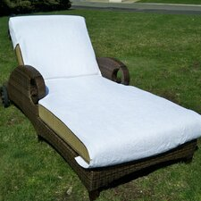 Wonderful Chaise Lounge Cover
