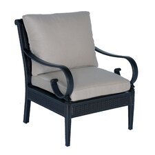 Roma Club Chair with Cushions