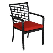 Melrose Dining Arm Chair with Cushion