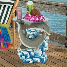 Bargain Dolphin Cove Side Table