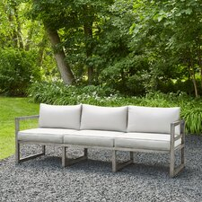 Monaco 3 Seat Sofa with Cushion