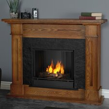 Real flame wayfair for Gel fuel fireplaces pros and cons
