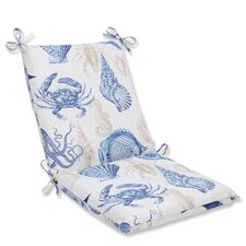Sealife Outdoor Chair Cushion